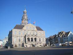 Rathaus in Mastricht, Niederland