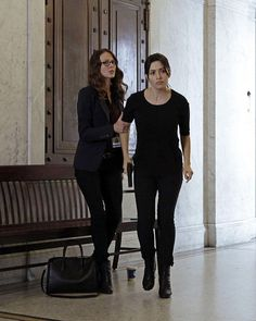 "Person of Interest Photos: Shaw and Root in ""Prophets"" S4E5 on CBS.com"