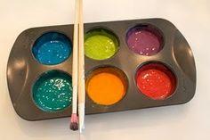 Peinture gonflante ou Puffy Paint | Club des parents