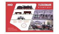 Fleischmann - 631004 - Coffret train - Model train sets - Starting box analog - Echelle HO