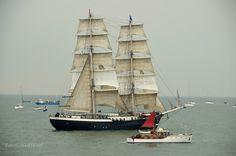 #Sail de Ruyter Vlissingen 2013 #Tallship #Foto©HannekevdWarf