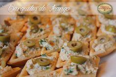 Barquete de Frango www.familiatagliari.com.br www.facebook.com/familiatagliari
