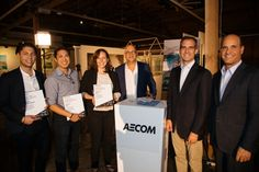 AECOM announces the winner of its Urban SOS competition.