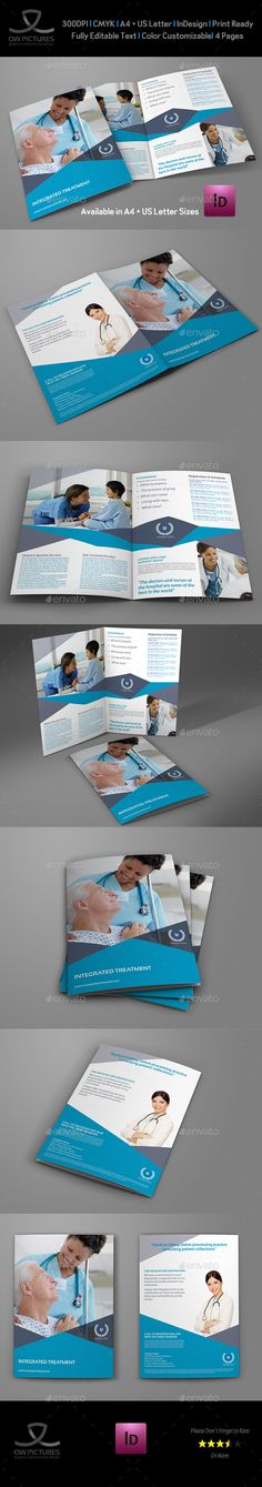 Stationery Products Catalog Brochure Bundle Product catalog - medical brochures templates