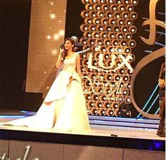 Mahira Khan at Lux Style Awards