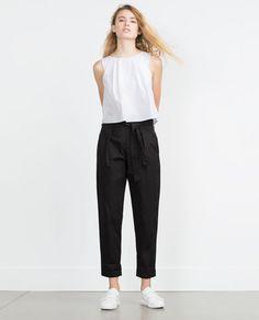 cotton pin tuck blouse @discovercotton   #sponsored #cottonfavorites