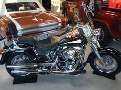 Harley-Davidson : Softail 2006 HARLEY DAVIDSON SOFT TAIL FATBOY PEACE OFFICER EDITION 3600 MILES