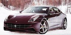 Ini Dia Rekayasa Ferrari Sedan  - http://www.iotomotif.com/ini-dia-rekayasa-ferrari-sedan/22454 #F44, #Ferrari, #FerrariF44, #FerrariFF, #FerrariSedan, #MaseratiQuattroporte, #MobilBaruFerrari, #MobilSedanFerrari, #SedanFerrari, #XTomiDesign