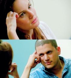 -misa is my otp❥ -prison break is my life∞ -sarah is my queen♛ -wentworth is my king♚ -she had a thing for scofield Prison Break Quotes, Prison Break 3, Michael Scofield, Charlie Chaplin, Sara Tancredi, Wentworth Miller Prison Break, Michael And Sara, Sarah Wayne Callies, Dominic Purcell