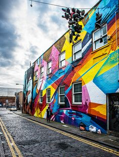 Colours of Shoreditch - IV | Flickr - Photo Sharing!