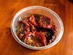 semi dried tomatoes