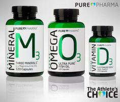 PurePharma Bundle Pack  M3 D3 O3 * Check out this great product. (This is an affiliate link and I receive a commission for the sales)
