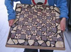 Chess board. Awesome!