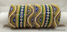 Price For Orders, Whatsapp to 8754032250 We Ship To All Countries Silk Thread Bangles Design, Silk Thread Necklace, Silk Bangles, Beaded Necklace Patterns, Gold Bangles Design, Bridal Bangles, Thread Jewellery, Jewelry Patterns, Designer Bangles