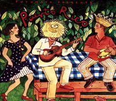 Image detail for -Putumayo Presents: Puerto Rico - NUEVA CULTURA PARA TODOS