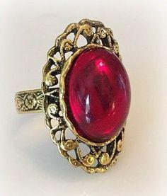 Crimson Peak Ring