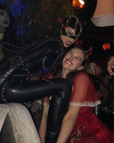 Trendy Halloween, Halloween Inspo, Cute Halloween Costumes, Halloween Kostüm, Helloween Party, Devon Carlson, Devon Lee, Bella Hadid Outfits, Fantasias Halloween