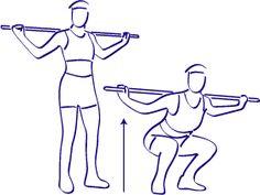 piernas11 10 Ejercicios para piernas y gluteos