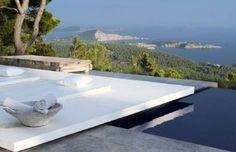 Es Cubells luxurious beachfront villa #ibiza