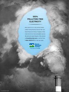 renewable energy consumer print ad