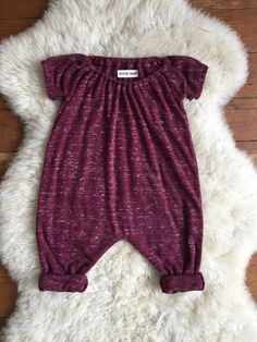 Cute - and looks cozy too. By baby #4..I was much more about cozy and less about looking like a small adult haha