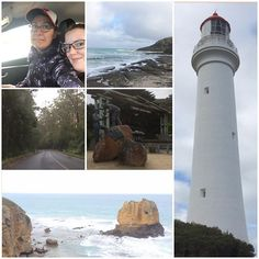 Great ocean road to Port Campbell from Melbourne. So unbelievable beautiful!!! And some rain forests. #stillalive #ocean #australia #greatoceanroad #travel #roadtrip by geobot85