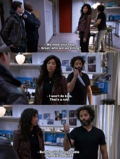 Man I love this Show \\ I don't watch Brooklyn But this is aesthetic Brooklyn 9, Brooklyn Nine Nine Funny, Funny Kid Memes, Funny Kids, Hilarious, Funny Stuff, Funny Things, Fandoms, Hunger Games