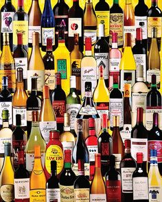 Jigsaw Puzzle, 1000 Pieces, 24 inch x 30 inch, Wine Bottles, Red Vintage Comic Books, Vintage Comics, Francis Coppola, Sutter Home, Beer Bottle, Wine Bottles, Puzzle 1000, Book Images, Wine Making
