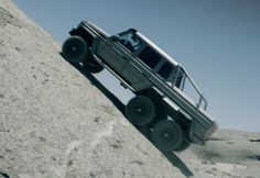 PointedThree - Mercedes-Benz officially announces the G63 AMG 6x6