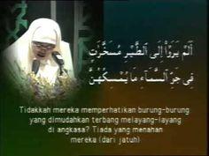 Quran recitation of Wildayati BT Nasril Indonesia 1997