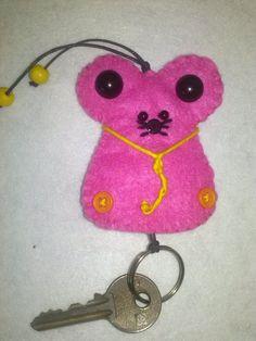 esconde chaves - rato