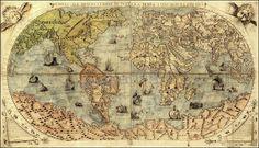 NeoGeoWeb: Mapas antiguos