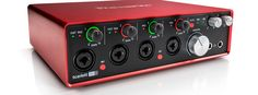 [Focusrite - Scarlett 18i8] My current audio interface