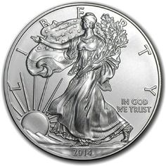 2011 U.S. Silver Eagles - Gem Brilliant Uncirculated         ** More info could be found at the image url. (This is an affiliate link) #CollectibleCoins