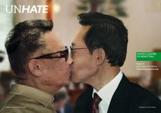 Benetton's UNHATE Campaign ...