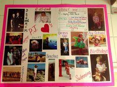 All About Me Poster Board For Kindergarten Pj Preschool Projects, Preschool Activities, Kid Crafts, Star Student Board, All About Me Project, All About Me Poster, Kids Poster, Poster Ideas, Star Students