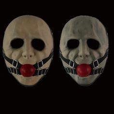 Game Payday 2 Gagball Cosplay Mask