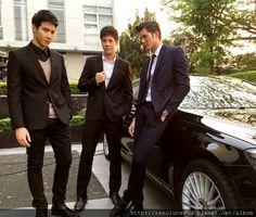 karn la krang neung nai hua jai Asian Boys, Asian Men, Thai Drama, Once Upon A Time, Cute Boys, My Idol, Famous People, My Heart, Actors