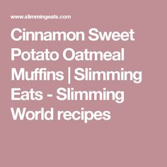 Start your day, with these delicious Sausage and Egg Breakfast Muffins, a great protein choice that will keep you feeling well satiated. Oatmeal Muffins, Breakfast Muffins, Breakfast Recipes, Slimming Eats, Slimming World Recipes, Sweet Potato Cinnamon, Moroccan Chicken, Sausage And Egg, Easy Family Meals