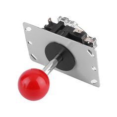 New 4/8 way Arcade Game Joystick Ball Joy Stick Red Ball Replacement Stock Offer Wholesale #shoes, #jewelry, #women, #men, #hats, #watches