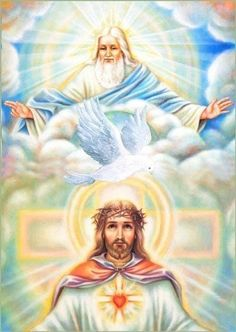 Pictures Of Jesus Christ, Religious Pictures, Religious Art, Jesus Our Savior, Jesus Is Lord, Father Images, Saint Esprit, Templer, Divine Mercy