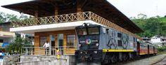 Disfruta del Tren Bucay Ecuador, tren de la dulzura en el recorrido Durán Bucay, un magnifico viaje que se complementa con la visita Cascadas Bucay Ecuador