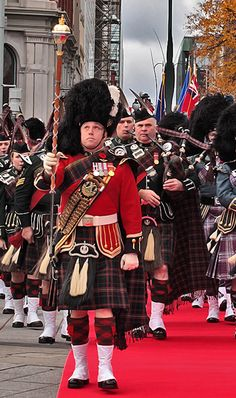 Remembrance Day and Bagpipes ~ Ottawa, Canada Ottawa Canada, Ottawa Ontario, O Canada, Alberta Canada, Canada Travel, Montreal Canada, Men In Kilts, Kilt Men, Roi George