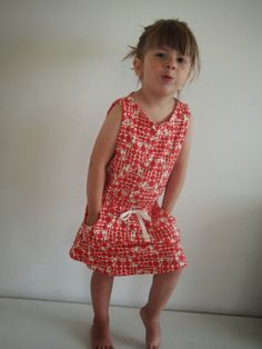 Candy dress by La Maison Victor. More DIY fashion inspiration: www.lamaisonvictor.com