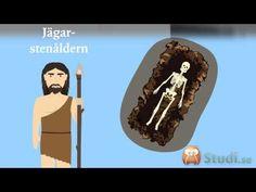 Stenåldern (Mellanstadiet) - Historia - YouTube Prehistoric Age, Funny Slogans, Social Science, Social Studies, How To Look Pretty, Youtube, Teaching, Film, School