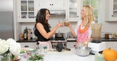 Inside Kris Carr's Crazy Sexy Kitchen - 3 amazing recipes!!  you have to watch =)