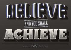 believe n achieve