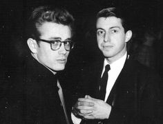 James Dean's Little Black Book of Rumored Gay Lovers Is Damn Impressive