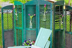 Get Rid Of Ugly Views And Nosy Neighbors With These Outdoor Privacy Ideas: Fence…