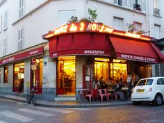 Le Café des Deux Moulins (d'Amélie)